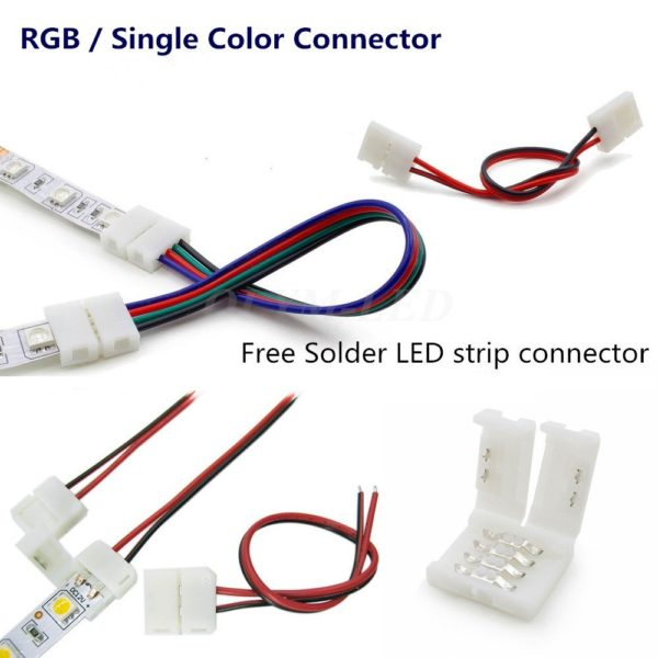 10X-LED-Strip-Connector-8mm-10mm-2-Pin-4-Pin-3528-2835-5050-Wire-RGB-Single.jpg