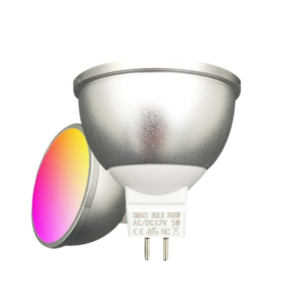 2-pack-smart-bulb-Dimmable-MR16-5W-Led-Bulb-RGBW-LED-Spotlight-Smart-Home-Led-Spotlight-waterproof