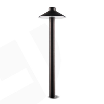 LED-lamp-integrated-pathlight-fixture-tiki