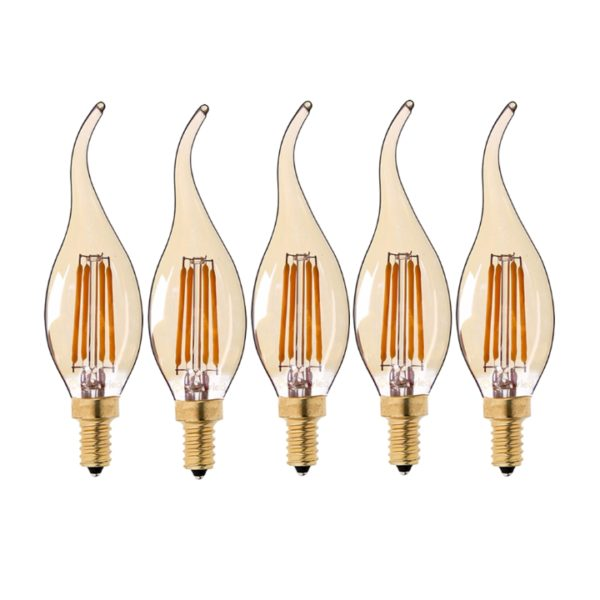 LED-Lamp-Bulb-E14-220V-4W-C35-LED-Dimmable-Filament-Candle-Bulbs-Candelabra-Flame-Bent-Tip