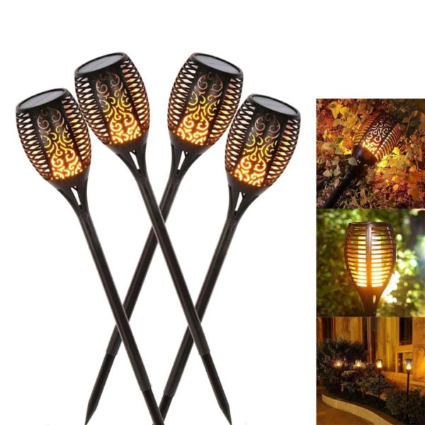 4-pack-set-8-pack-set-pathway-landscape-Garden-Solar-light-Flame-Lamp-IP65-Waterproof-Garden-Flickering-Flame-Path-Lighting-Solar-Flame-Lamps-kit