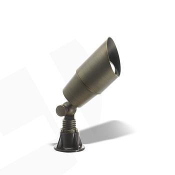 Heavy-Duty-Brass-Spotlight-Directional-garden-lighting-Fixture