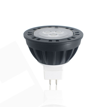 High-Luminous-Flux-MR16-LED-Lamp-Bulb-5W-Aluminum