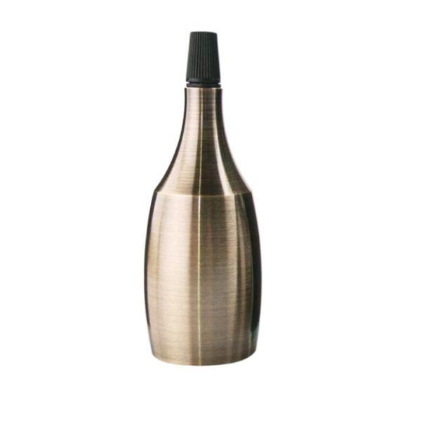 Bronze-Hanging-LED-Lamp-Base-E27-Light-Bulb-Socket-Edison-Lamp-Holder-Aluminum-Base-Industrial-Fittings-Fixture-Decor-Light
