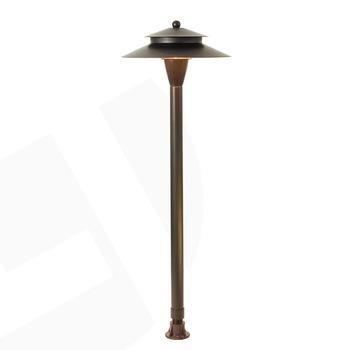 tiki-rubbed-brass-landscape-light-fixture