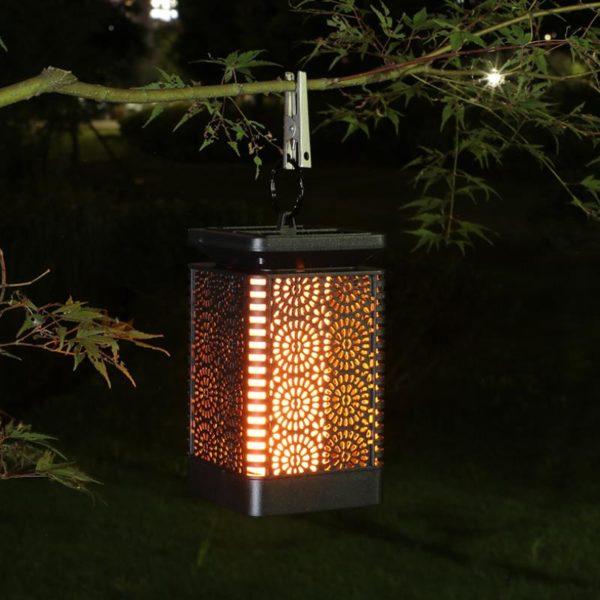 Retro-solar-outdoor-light-led-flame-flickering-lamp-Waterproof-Garden-decoration-landscape-Chandelier-