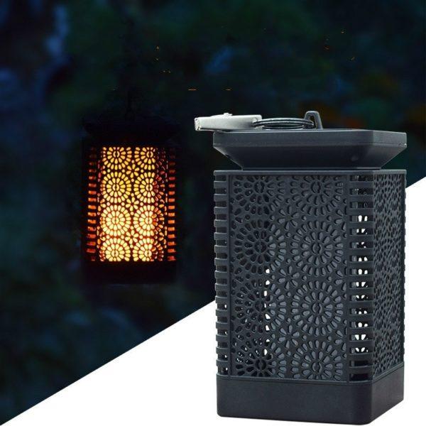 Retro-solar-outdoor-light-led-flame-flickering-lamp-Waterproof-Garden-decor-landscapes