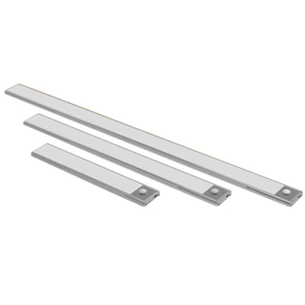 Ultra-thin-23-40-60CM-PIR-Motion-Sensor-LED-Under-Cabinet-Light-USB-Rechargeable-Wardrobe-Cabinet-shelve-light